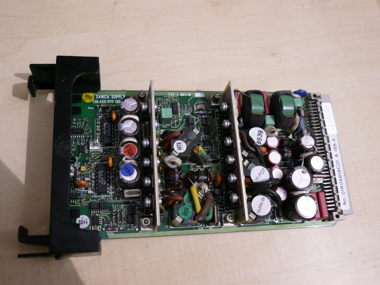 BPSM (power supply for digital modules)