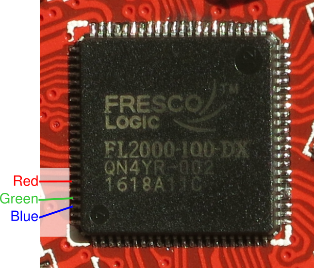 FRESCO LOGIC FL1009 USB 3.0 DRIVERS FOR PC