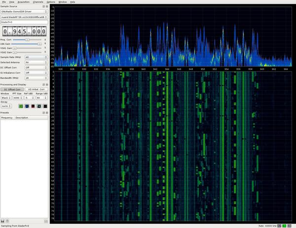 Sdrangelove - SDR (Software Defined Radio) - Open Source Mobile